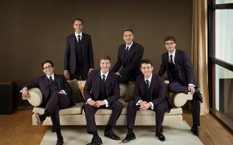 Concerto di Natale con i Kings' Singers